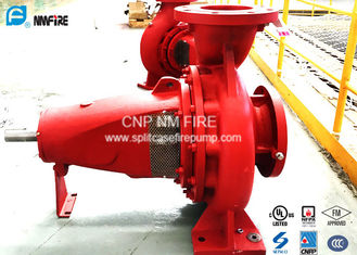Single Stage End Suction Centrifugal Pump Manufacturers 46.9KW Max Shaft Power